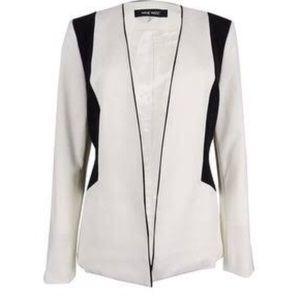 Nine West colorblocked blazer